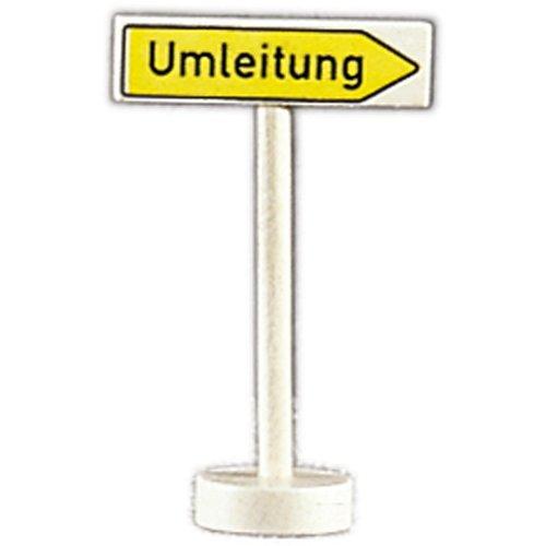 Glückskäfer 525517 Verkehrszeichen Umleitung