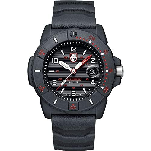 Luminox Unisex-Erwachsene Analog Automatik Uhr mit Edelstahl Armband XS.3615