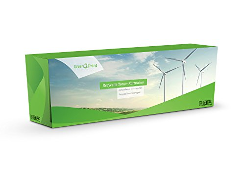Green2Print Juego de tóner de alto rendimiento, 4 cartuchos 1 x 3200, 3 x 2500 páginas sustituye a HP CF540X, 203X, CF541X, 203X Cartucho de tóner de alto rendimiento para HP LaserJet Pro M254NW, M254
