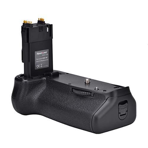 Newmowa Mango de Repuesto Battery Grip para Canon EOS 6D Cámara réflex Digital