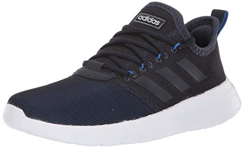 adidas Men's Lite Racer RBN Running Shoe, Legend Ink/Legend Ink/Blue, 10.5 M US