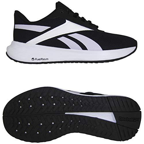 Reebok ENERGEN Plus, Zapatillas de Running Mujer, NEGBÁS/LUMLIL/FTWBLA, 38.5 EU