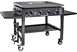 Blackstone 1554 Station-4-burner Outdoor Flat Top Gas Grill