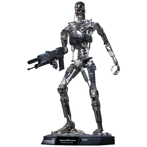 Terminator - Endoskeleton Quarter Scale Figure (japan import)