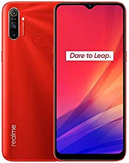 Realme C3 Dual SIM Blazing Red 3GB RAM 64GB 4G LTE - UAE Version