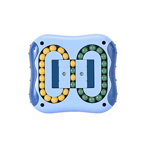 Magic Beans, Intelligence Fingertip Zauberwürfel Lernspielzeug, Brain Teaser Puzzles Set Stressabbau Spielzeug, Magic Cube Little Magic Beans Spielzeug, Für Kinder Und Erwachsene Plastic Lock Toy