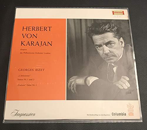 Impressiom - 'L'Arlesienne' Suiten Nr. 1 & 2 / 'Carmen'-Suite Nr. 1 [Vinyl LP]