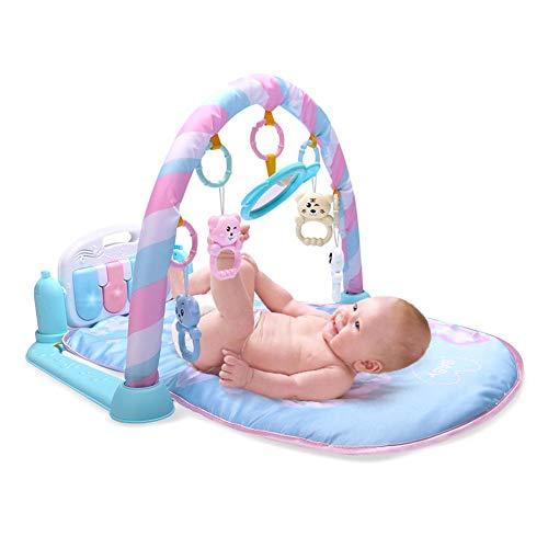 AITOCO Spieldecke Spielbogen Spielzeug Erlebnisdecke Baby-Krabbeldecke Spielmatte Spielteppich Kinder- und Babymöbel