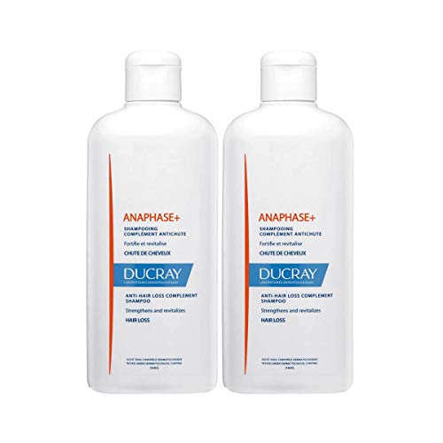Ducray Anaphase Shampoo 2x400ml