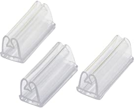 Brady DMC-2.5/5-15, 13256 DuraSleeve Wire Marking Carrier, 5 Packs of 1000 pcs