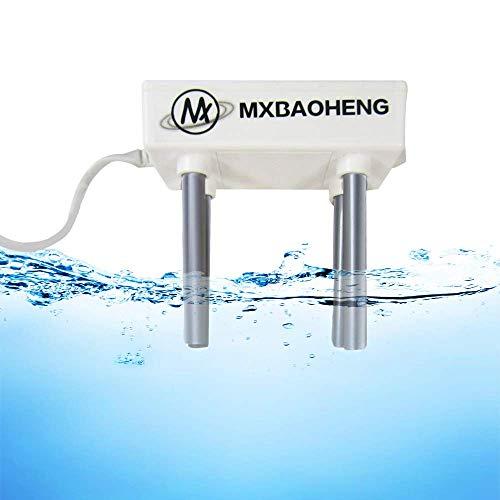 MXBAOHENG Electrolisis Agua Aparato de Electrólisis de Agua Medidor de Prueba de Calidad del Agua Detector de Calidad de Agua para Pruebas Rápidas de Calidad del Agua
