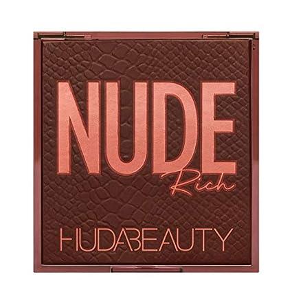 NUDE EYESHADOW PALETTE HUDA BEAUTY 100 - Amazon.com