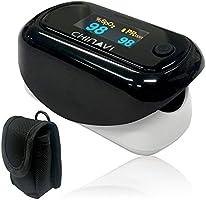 ちゃいなび パルスオキシメーター MD300CN350 血中酸素濃度計 家庭用 看護 医療機器認証