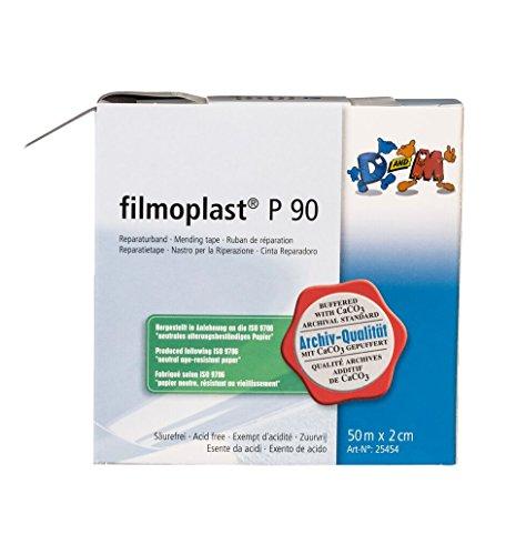 filmoplast P90weiß Buch Reparatur-Klebeband [D & M]