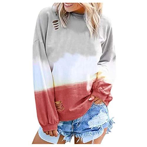 SweatShirt Femme Vetement Grande Taille Pull Femme Hiver Chic Pas Cher Manteau Femme Mode Vetement Femme Pas Cher Fashion Blouse Femme Sport t Shirt Haut Chemise Ados Fille Manche Longue