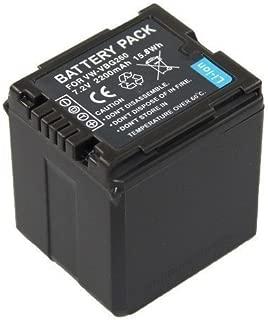 Original VHBW ® BATERIA para Panasonic vw-vbx070 hx-dc2