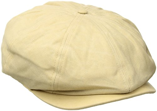 BRIXTON Brood Cap, Off White, 54 cm