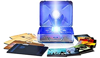 Marvel Cinematic Universe  Phase One - Avengers Assembled  Iron Man / The Incredible Hulk / Iron Man 2 / Thor / Captain America  The First Avenger / The Avengers  [Blu-ray]