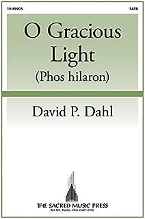 O Gracious Light: Phos Hilaron