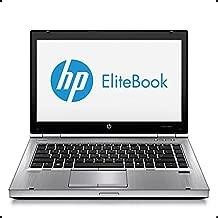 HP Elitebook 8470p 14 Inch Laptop, Intel Core i5 3320M 2.6G, 8G DDR3,240G SSD,DVD,Windows 10 Pro (Renewedd)