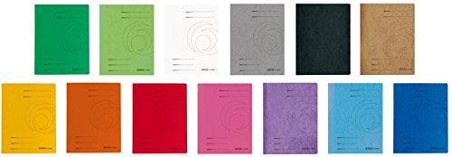 Herlitz Schnellhefter A4 Colorspan, 13er Packung | alle 13 Farben