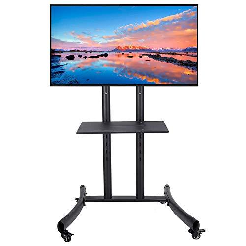 CO-Z Soporte de Suelo para TV Móvil para LCD