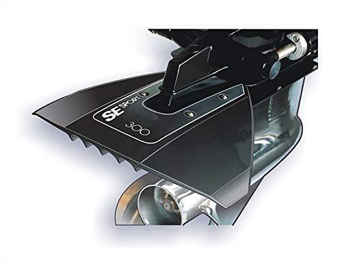 SE Sport 779-se300blk Fins Stabilizer, Black, One Size