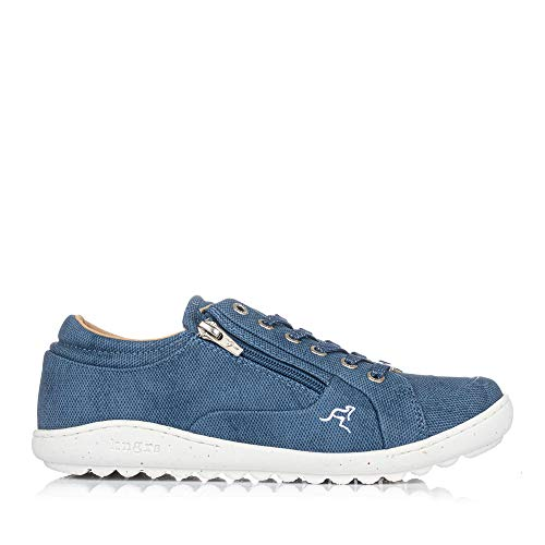 KANGAROOS K2560-4 Zapatilla Cordones Sport Mujer Jeans 40