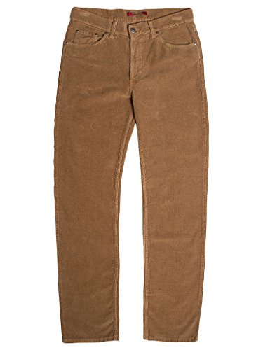 Carrera Jeans - Pantalone per Uomo, Tinta Unita, Velluto IT 50