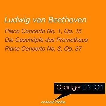 Orange Edition - Beethoven: Piano Concertos No. 1, Op. 15 & No. 3, Op. 37