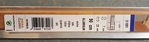 Dual-7-10 mm Broche de rosca de efecto roble para escalera de Alu de 0,9 m, S-1001/0.9