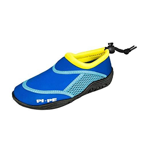 PI-PE Badeschuh Active Aqua Shoes Junior 22 Tricolor