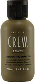 American Crew Lubricating Shave Oil 1.7 oz