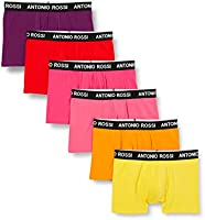 FM London Fitted Boxer (Pack de 12) para Hombre