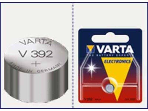 Horloge Varta V390 Sealed Lead Acid (Vrla) 1.55 V Non-Rechargeable Batteries Rechargeable Battery – Non (Sealed Lead Acid (Vrla), 1.55 V, 80 mAh, 1.32 G)