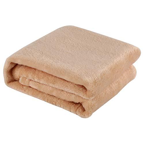Swiftswan Sofá Manta de sofá, manta de tiro Comodidad ultra-lujosa, mantas de seda suaves y sedosas y tiros de 19'x27'