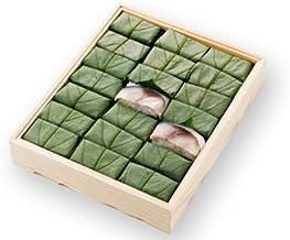 [ 高野街道名産 柿の葉寿司 ] 柿の葉すし(鯖)21個入