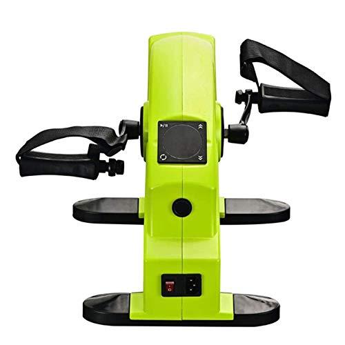 ZXFF Ejercicio De Pedal Ejercicio De Bicicletas En Bicicleta En El Interior, con Monitor LCD Piernas Y Ejercicios De Recuperación De Las Rodillas