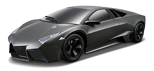 BBurago - 11029 - Voiture sans pile - Reproduction - Lamborghini Reventon - Echelle 1:18 - Blanc