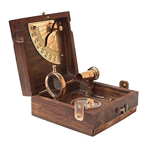 telescopio vintage de la marca collectiblesBuy
