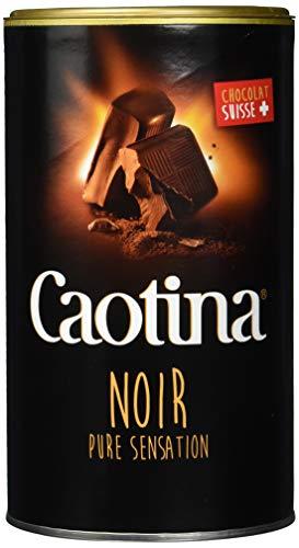 Caotina Noir Zartbitter Dose 500g, 6er Pack (6 x 500 g)