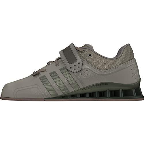 adidas Adipower Weightlift, Zapatillas de Deporte Interior Unisex Adulto, Multicolor (Cartra/Cartra/Gum5 000), 40 EU