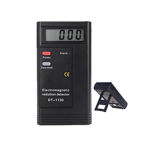 yangGradel Digitaler elektromagnetischer Strahlungsdetektor EMF-Meter Dosimeter Geiger LCD Tester