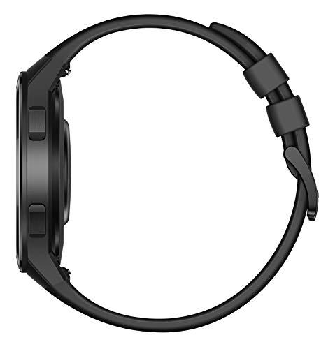 HUAWEI Watch GT 2e Smartwatch (SpO2-Monitoring,Herzfrequenz-Messung,Musik Wiedergabe,GPS,Fitness Tracker,5ATM wasserdicht) graphite black - 8
