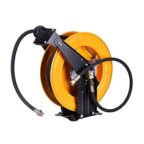 Hogedrukpijpslang, automatisch telescopisch, speciale watertrommel voor 10m hogedrukreiniger