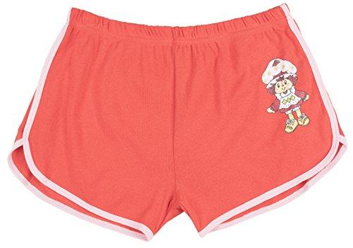 Strawberry Shortcake - Sweet Thing Juniors Booty Shorts - Large