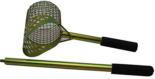 Royal Manufacturing Industries 33' Convertible Perforated Metal Detecting Beach Sand Scoop
