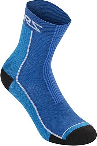 Alpinestars Summer 15 Socken Schwarz/Blau L