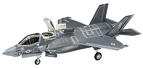 Hasegawa HAE46 F-35 Lightning II B Version US Marine Model Kit, 1:72 Scale
