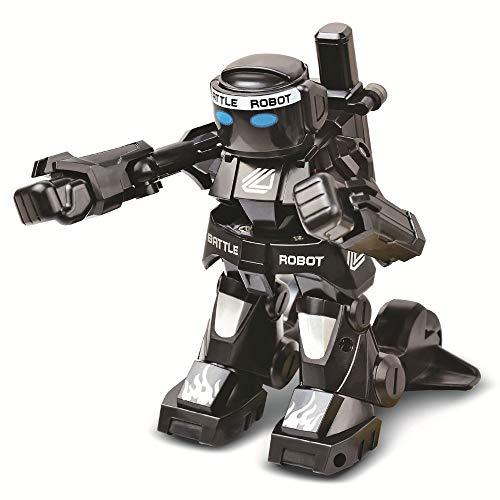 DBXMFZW RC Robot 2.4G Somatosensor Control Remoto Robot de Boxeo Doble Combate competitivo RC Robot Smart Battle RC Robot Educación Earra Educación Educativa Regalos para niños y Adultos